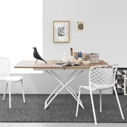 Calligaris Magic J Wood Table