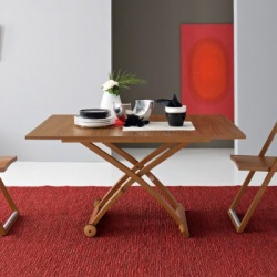 Calligaris Mascotte Wood Table