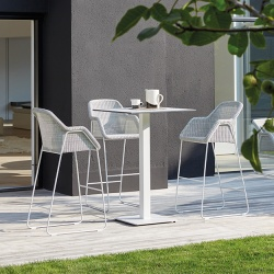 Manutti Mood Outdoor Bar Stool