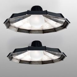 Diesel Foscarini Mysterio Ceiling Light