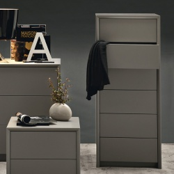 Calligaris Password Tall Chest of Drawers