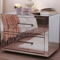 Porada Queen 2 Bedside Table