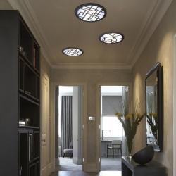 Contardi Recessed Round Ceiling Light