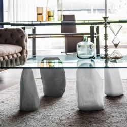 Cattelan Italia Stone Coffee Table