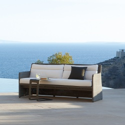 Manutti Swing Outdoor Armchair and Sofa