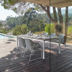 Manutti Trento Outdoor Dining Table