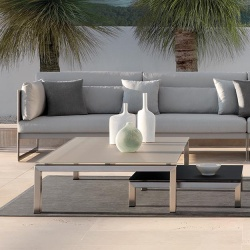 Manutti Trento Outdoor Coffee Table